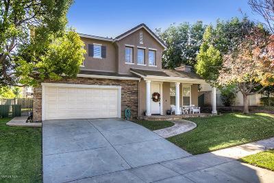 Newbury Park Single Family Home For Sale: 5086 Via Alamitos