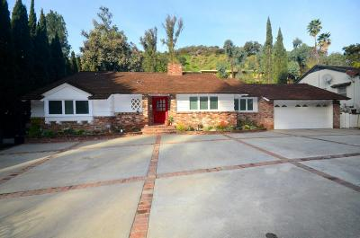 Beverly Hills Rental For Rent: 2201 Coldwater Canyon Drive