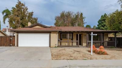 Camarillo Single Family Home For Sale: 1299 Coe Street