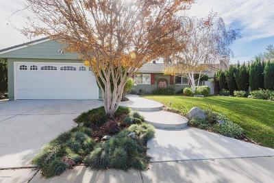 Simi Valley Single Family Home For Sale: 3334 Wilmot Street