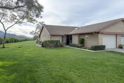 Camarillo Single Family Home For Sale: 34009 Village 34