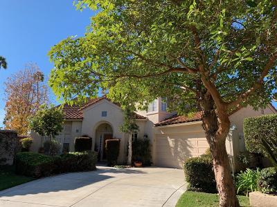Santa Paula Single Family Home For Sale: 1089 Corte La Brisa