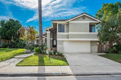 Moorpark Single Family Home For Sale: 11548 Coralberry Court