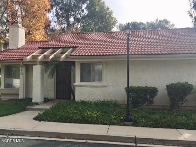 Oak Park Condo/Townhouse Sold: 950 Quarterhorse Lane