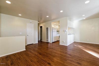 Santa Paula Condo/Townhouse For Sale: 318 West Santa Barbara Street