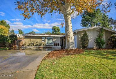 Saugus Single Family Home For Sale: 27242 Seco Canyon Road