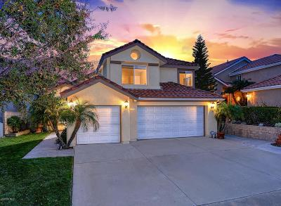 Simi Valley Single Family Home For Sale: 728 Cranmont Court