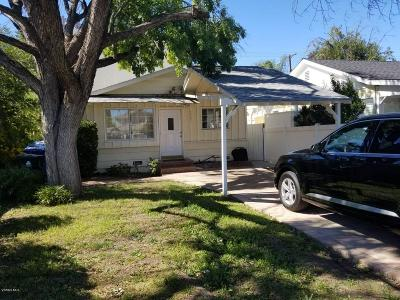Woodland Hills Single Family Home For Sale: 5541 Fallbrook Avenue