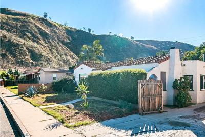 Ventura Single Family Home For Sale: 252 East Lewis Street
