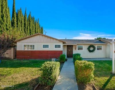 Simi Valley Single Family Home For Sale: 4068 Belinda Street