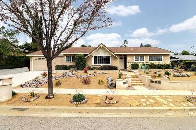 Simi Valley Single Family Home For Sale: 3484 Austin Avenue