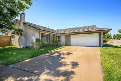 Newbury Park Single Family Home For Sale: 795 Green Valley Drive