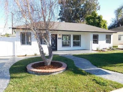 Camarillo Single Family Home For Sale: 132 Palm Drive