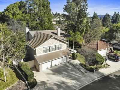 Thousand Oaks Single Family Home For Sale: 3264 Casino Drive