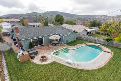 Calabasas Single Family Home Active Under Contract: 26157 Hatmor Drive