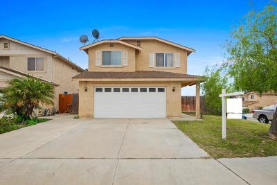Ventura Single Family Home For Sale: 10046 Willamette Street