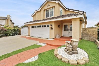 Moorpark Single Family Home For Sale: 4935 Hollyglen Court