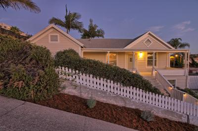 Ventura Single Family Home For Sale: 84 North Palm Street