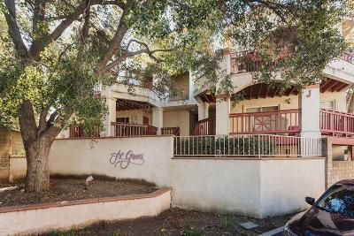 Westlake Village Condo/Townhouse Active Under Contract: 3410 Holly Grove Street