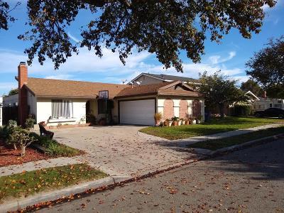 Oxnard Single Family Home For Sale: 2421 Miramar Place