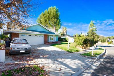 Newbury Park Single Family Home For Sale: 219 Venado Avenue