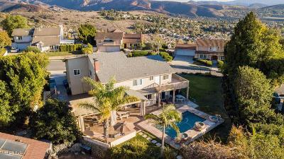 Thousand Oaks Single Family Home For Sale: 2381 Otono Circle