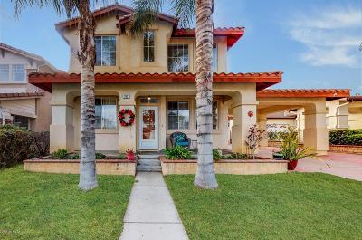 Ventura Single Family Home For Sale: 217 Kennedy Avenue
