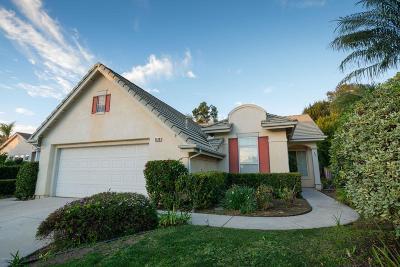 Thousand Oaks Single Family Home For Sale: 2579 Rutland Place