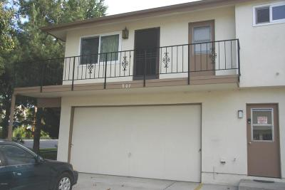 Ventura County Condo/Townhouse For Sale: 1107 Carlsbad Place