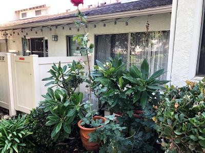 Newbury Park Condo/Townhouse For Sale: 1337 Alessandro Drive