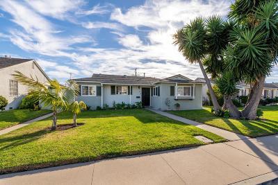 Oxnard Single Family Home For Sale: 730 Devonshire Drive