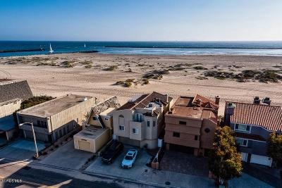Oxnard Single Family Home For Sale: 3265 Ocean Drive