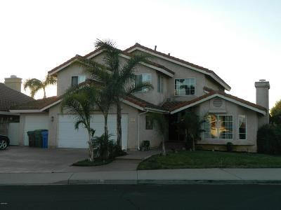 Moorpark Single Family Home For Sale: 4305 Clavele Avenue