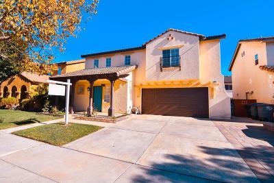 Oxnard Single Family Home For Sale: 610 Festivo Street