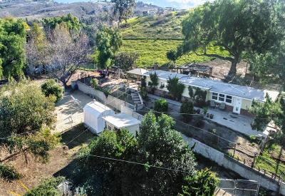 Moorpark Single Family Home For Sale: 10990 Citrus Drive