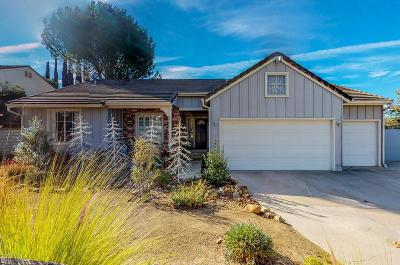 Simi Valley Single Family Home Active Under Contract: 1884 Rocking Horse Drive