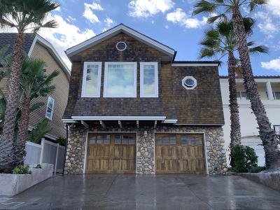 Oxnard Single Family Home For Sale: 1429 Marine Way