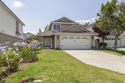 Moorpark Single Family Home For Sale: 4479 Skyglen Court