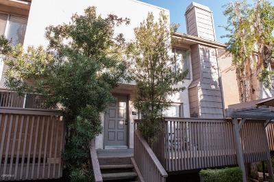 Tarzana Condo/Townhouse For Sale: 18316 Hatteras Street #15