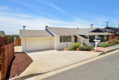 Ventura Single Family Home For Sale: 2448 Sherwood Drive