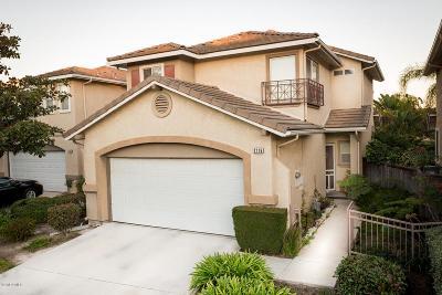 Oxnard Single Family Home For Sale: 2116 Avila Place