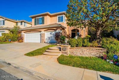 Thousand Oaks Single Family Home For Sale: 2568 Autumn Ridge Drive