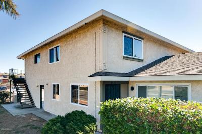 Ventura Condo/Townhouse For Sale: 1102 Portola Road