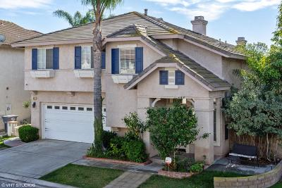 Oxnard Single Family Home For Sale: 631 Calle Laguna