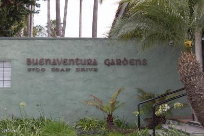 Ventura Condo/Townhouse For Sale: 3700 Dean Drive #806