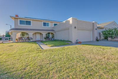 Simi Valley Single Family Home For Sale: 2421 North Verda Court
