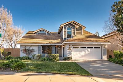 Moorpark Single Family Home For Sale: 4428 North Terracemeadow Court