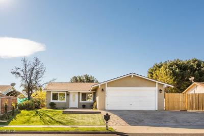 Moorpark Single Family Home Active Under Contract: 14704 Stanford Street
