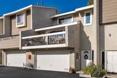 Thousand Oaks Condo/Townhouse For Sale: 761 Warwick Avenue