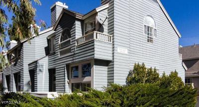 Ventura Condo/Townhouse For Sale: 4959 Dekoven Street